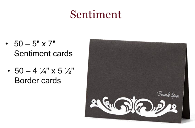 Artfully Sent Sentiment Cards