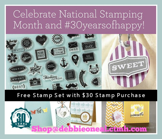 Sept Constant Campaign National Stamping Month