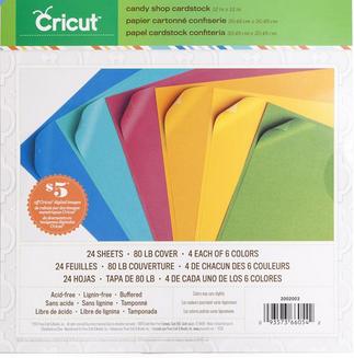 Cricut Cardstock