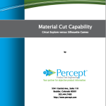 Material Cut Compatiblity
