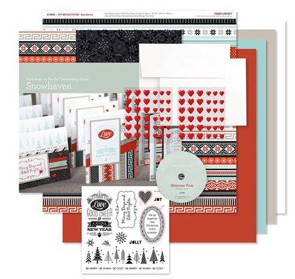 WOTG Snowhaven Card Kit