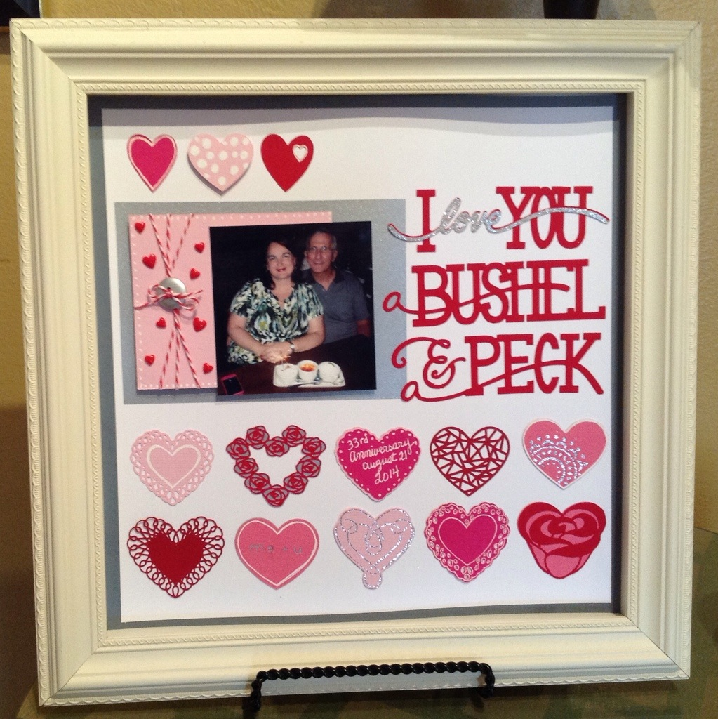 Valentine Gift Idea 2 Home Decor Frame Layout