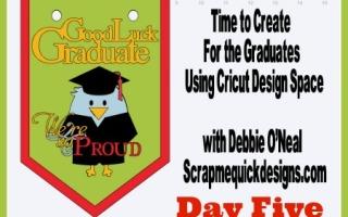 graduation graphic day five
