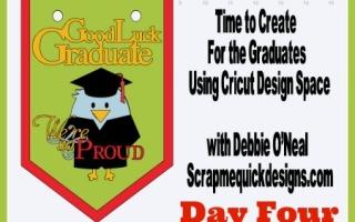 graduation graphic day four