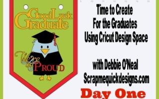 graduation graphic day one
