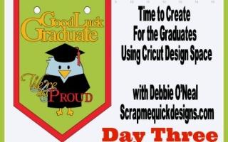 graduation graphic day three