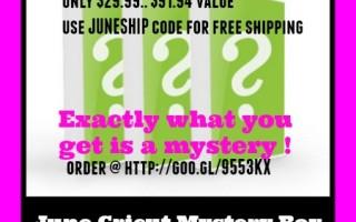 June 2015 Mystery Box