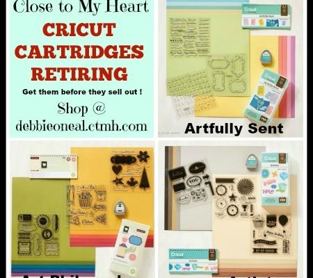 Cricut CTMH Cartridges Retiring and Album Sale