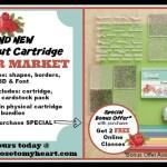 New Flower Market Cartridge