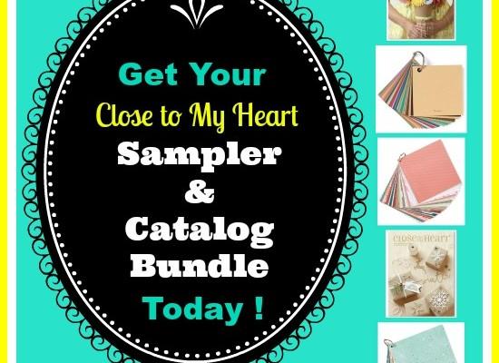 Get Close To My Heart Sampler Bundle
