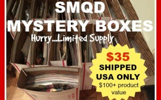 SMQD Mystery Boxes SOLD OUT
