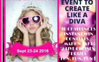 September Diva Days Registration Open !
