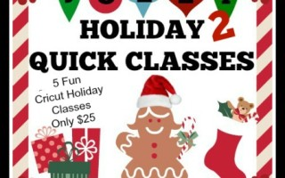 Jolly Holiday 2 Quick Classes Registration Now Open !