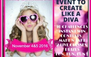 Time To Register For November Diva Days !