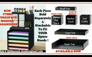 Get Your Craft Space Organized