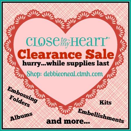 CTMH Clearance Sale