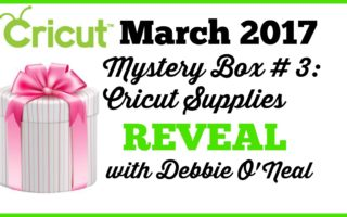 Cricut Mystery Box #3 is HERE !