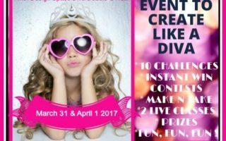 March 2017 Diva Days Event Registration OPEN
