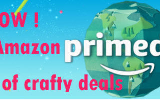AMAZON PRIME DAY CRAFT DEALS
