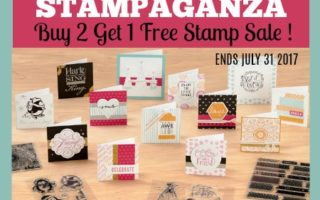 CTMH Stampaganza Begins Now !