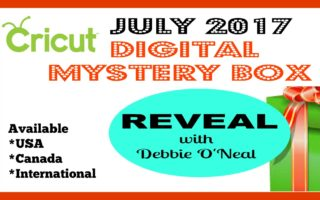 [VIDEO] Cricut Digital Mystery Box HERE