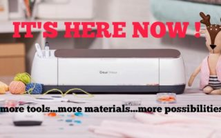 NEW CRICUT MAKER Now Available