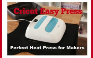 Cricut Easy Press is HERE !