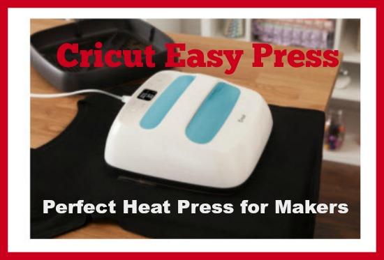 Cricut Easy Press is HERE !