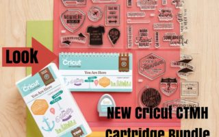 "New CTMH Cricut ""Here You Go"" Cartridge"