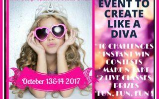 October 2017 Diva Days Event Registration OPEN