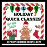 Announcing Jolly Holidays 3 Classes